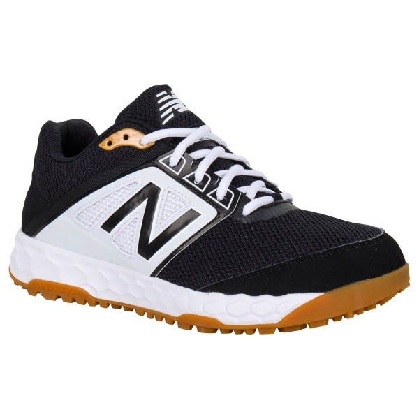 New Balance Fresh Foam 3000v4 Men's Turf Shoes - Bla