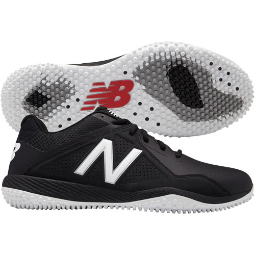 New Balance Mens T4040v4 Synthetic Turf Shoes | BaseballSavings.c