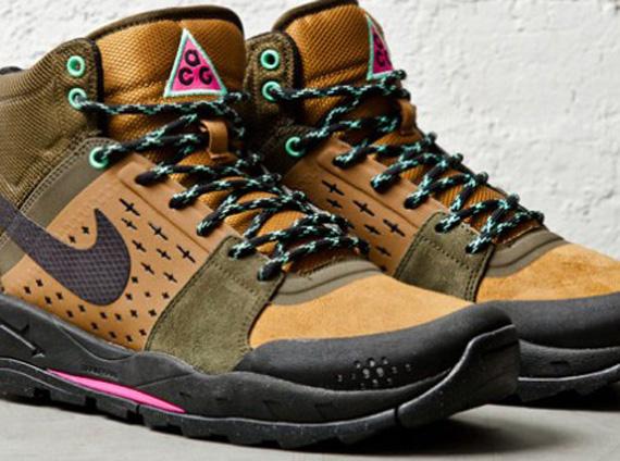 """Nike ACG Air Alder Mid """"Ale Brown"""" - SneakerNews.c"""