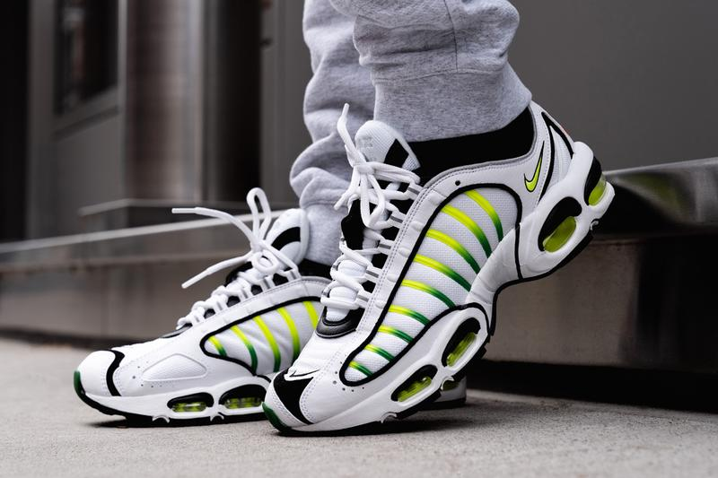"""Nike Air Max Tailwind IV """"Volt"""" Colorway Release 