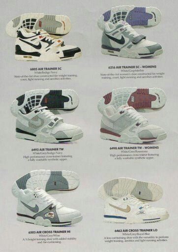 Nike Air Trainer TW | Sneakers men fashion, Sneaker boots, Nike .