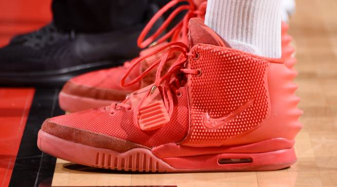 Red October Nike Air Yeezy 2 | Sole Collect