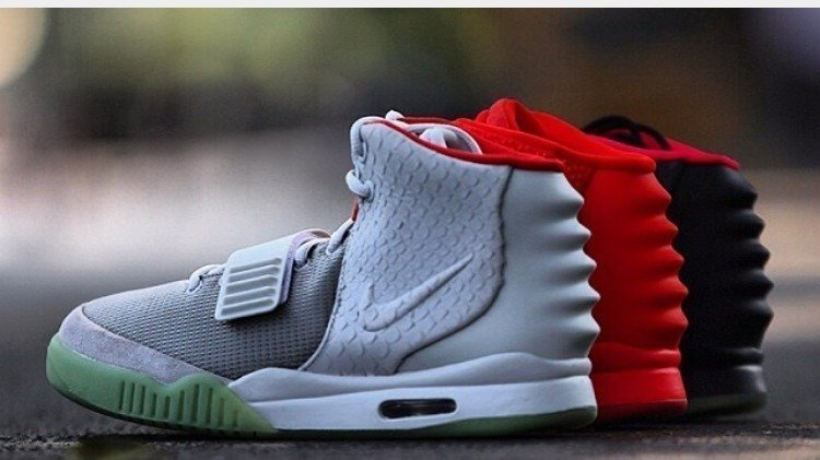 Petition · NIKE: Re release the air Yeezy 2 · Change.o