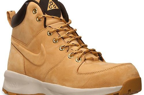 Nike Men's Manoa Leather Boots from Finish Line & Reviews - Finish .