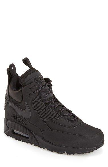 Nike 'Air Max 90 Winter' Sneaker Boot. | Sneakers men fashion .