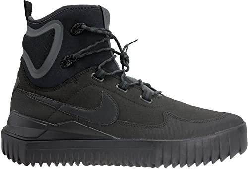 Amazon.com | Nike Mens Air Wild Mid Boots Black/Anthracite 916819 .