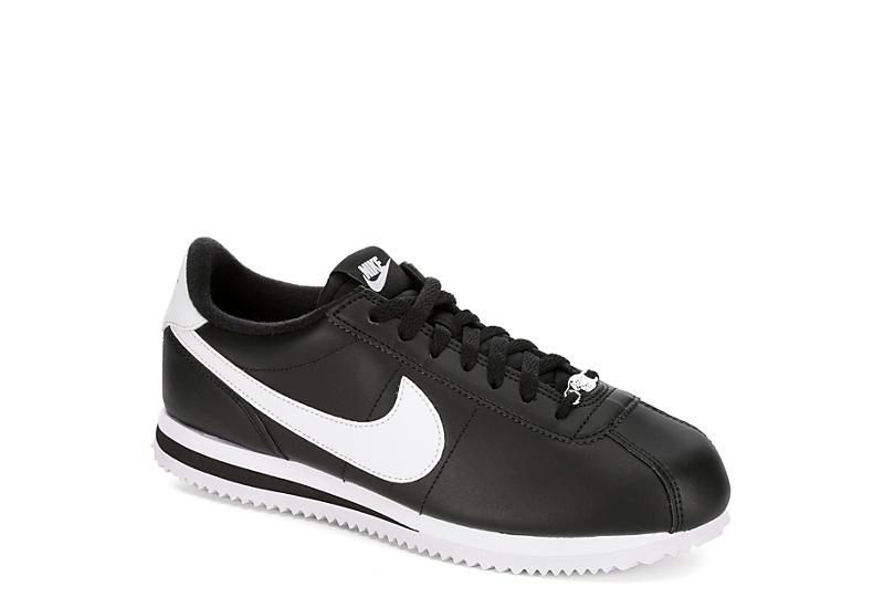 Black Nike Cortez Men's Shoes | Rack Room Sho