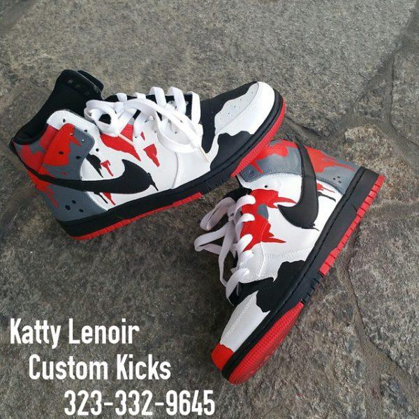 Custom Nike Sneakers – Katty Custo