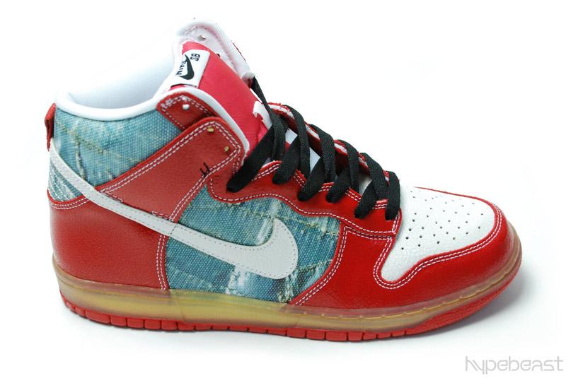Nike SB Dunk High Shoe Goo | HYPEBEA