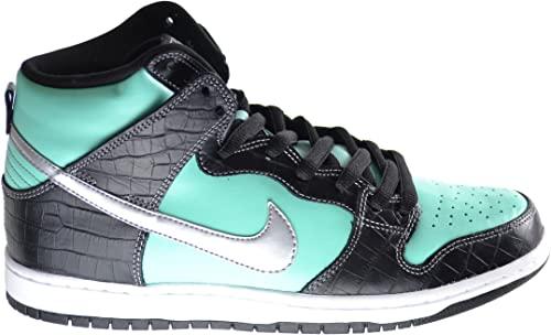 Amazon.com | Nike Dunk High Premium SB Diamond Supply Co. Men's .