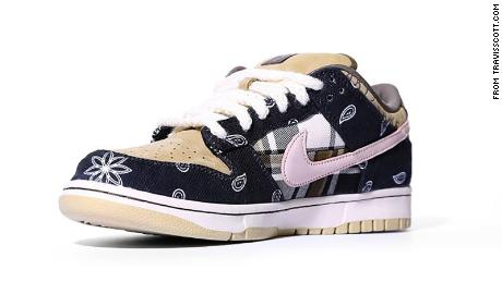 Travis Scott just released his new Nike SB Dunk sneakers, and they .