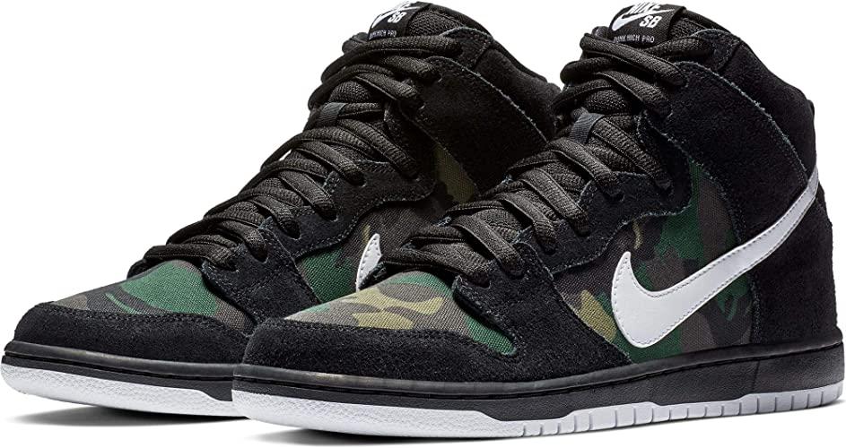 Amazon.com | Nike SB Dunk High Pro Men's Skateboarding Shoes .
