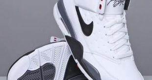 Nike Men Nike Air Flight Classic Sneakers - Footwear .