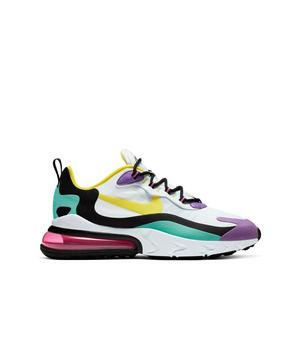 "Nike Air Max 270 React ""Geometric Art"" Grade School Kids' Shoe ."