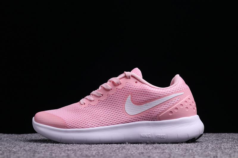 High Quality Nike Free Run 6. 0 Pink White Womens Running Shoes .