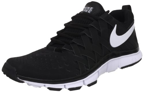 Nike Men s NIKE FREE TRAINER 5 0 TRAINING SHOES 8 5 Men US BLACK .