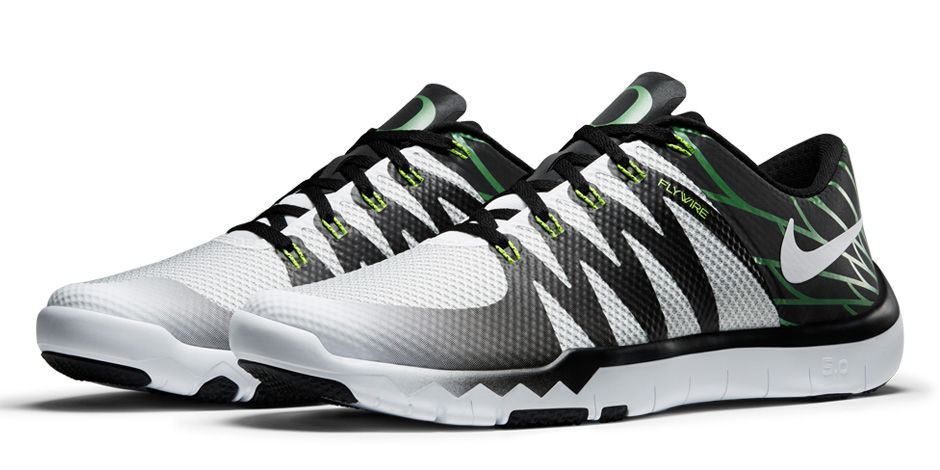 Nike Free Trainer 5.0 V6 'Week Zero' Oregon Ducks - WearTeste