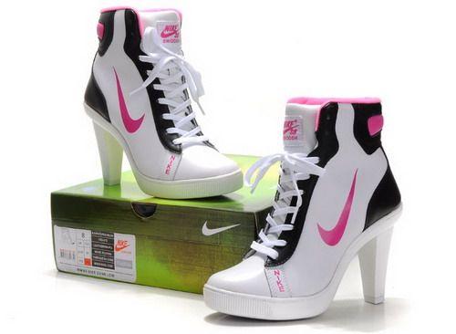 Awesome!!! Image detail for -... Nike high heels, nike heels .