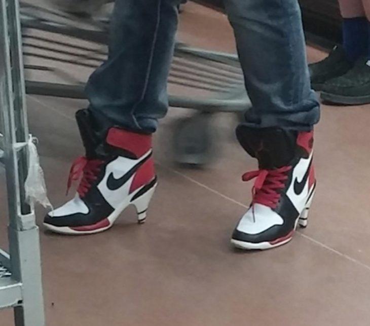 Nike heels : ATB