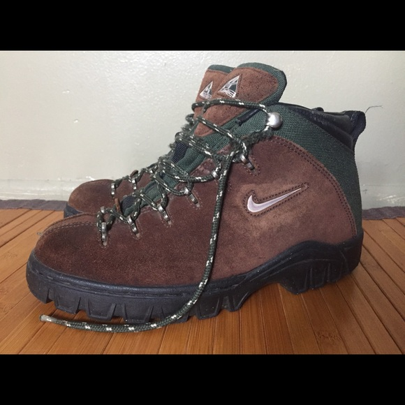 Nike ACG Shoes | Rare Vintage Nike Hiking Boots 148037221 | Poshma