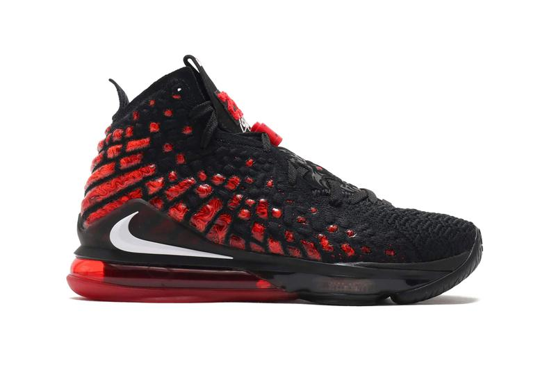 "Nike LeBron 17 ""Infrared"" Release Date & Info | HYPEBEA"