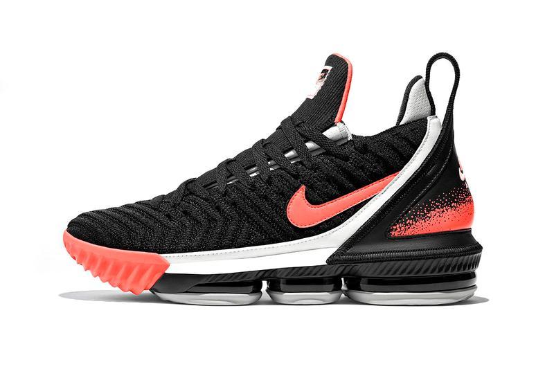 "Nike LeBron 16 ""Hot Lava"" | HYPEBEA"