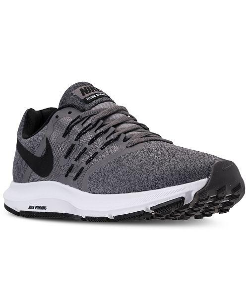 Nike Men's Run Swift Running Sneakers from Finish Line & Reviews .