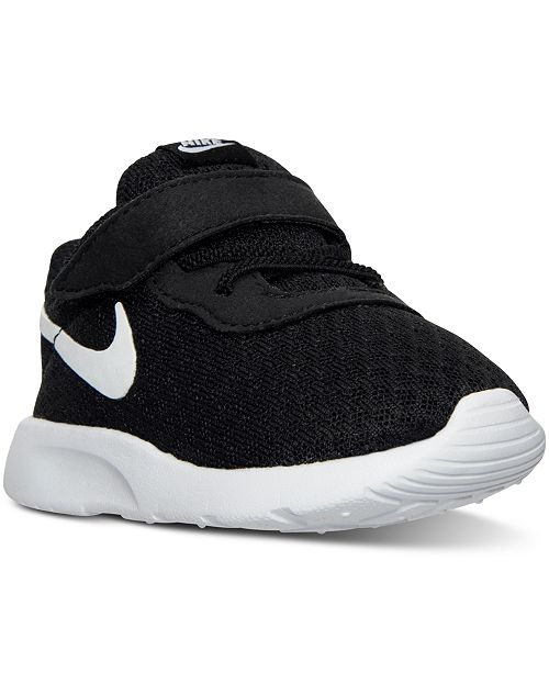 Nike Little Kids' Tanjun Casual Sneakers from Finish Line .