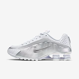 White Nike Shox Shoes. Nike.c