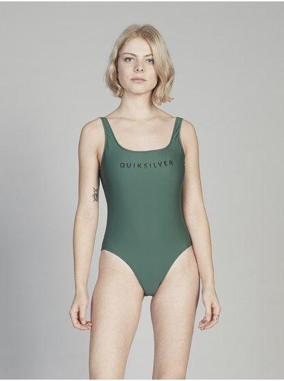 Quiksilver Womens One-Piece Swimsuit EQWX103003 | Quiksilv