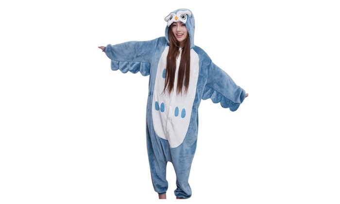Up To 33% Off on Unisex-Adult Onesie Pajamas A... | Groupon Goo