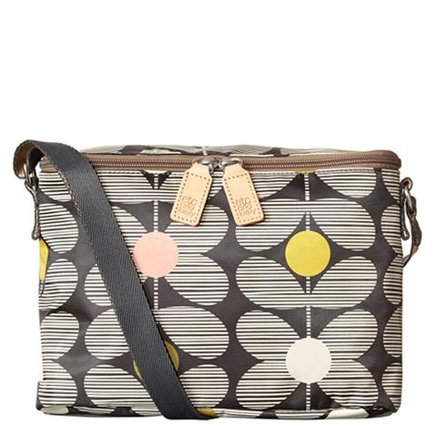 orla kiely handbag | mini box bag | daisy stem print | Tilde .
