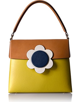 Shopping Special for Orla Kiely Giant Flower Leather Large Bonnie .