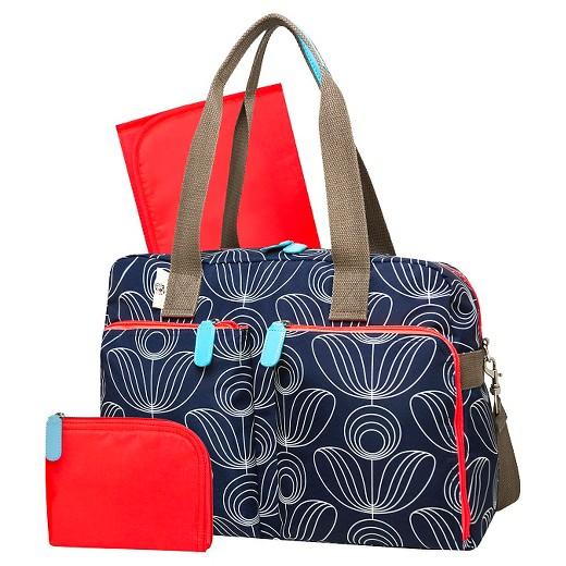 Orla Kiely Tote Diaper Bag Revie