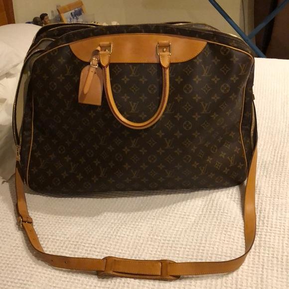 Louis Vuitton Bags | Overnight Bag | Poshma
