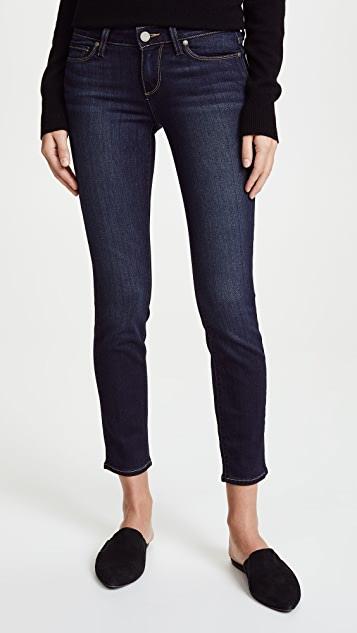PAIGE Transcend Verdugo Ankle Skinny Jeans | SHOPB