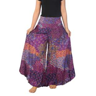 Womens Colorful Palazzo Trousers | Every Girl Dream Pan