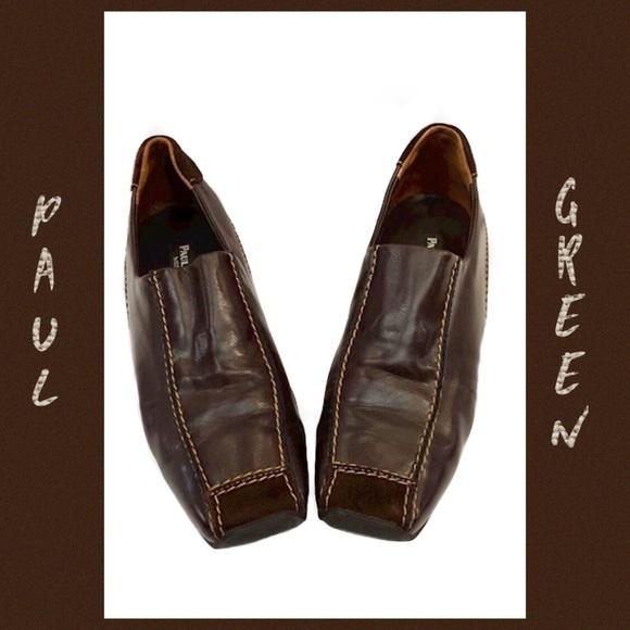 Paul Green Shoes | Munchen Euro Driving Shoe Size 7 | Poshma