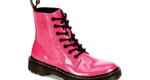 Pink Dr.martens Womens Luana | Boots | Rack Room Sho