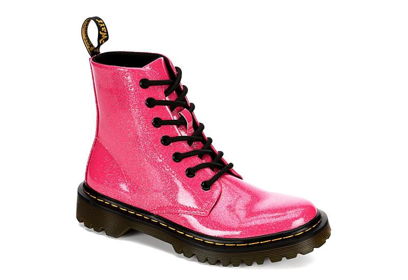 Pink Dr.martens Womens Luana   Boots   Rack Room Sho