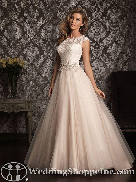 At First Blush: Pale Pink Wedding Gowns – Wedding Shop