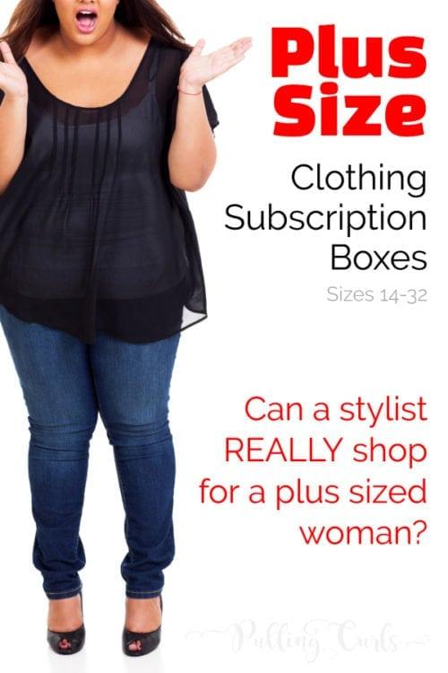 Plus Size Clothing Box Subscription Revie