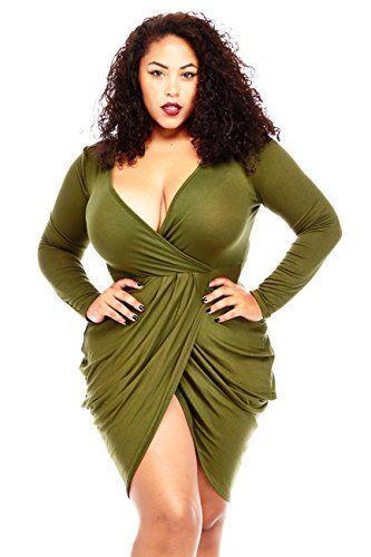 Plus Size Clubwear Dresses | Clubwearspot | Plus size clubwear .