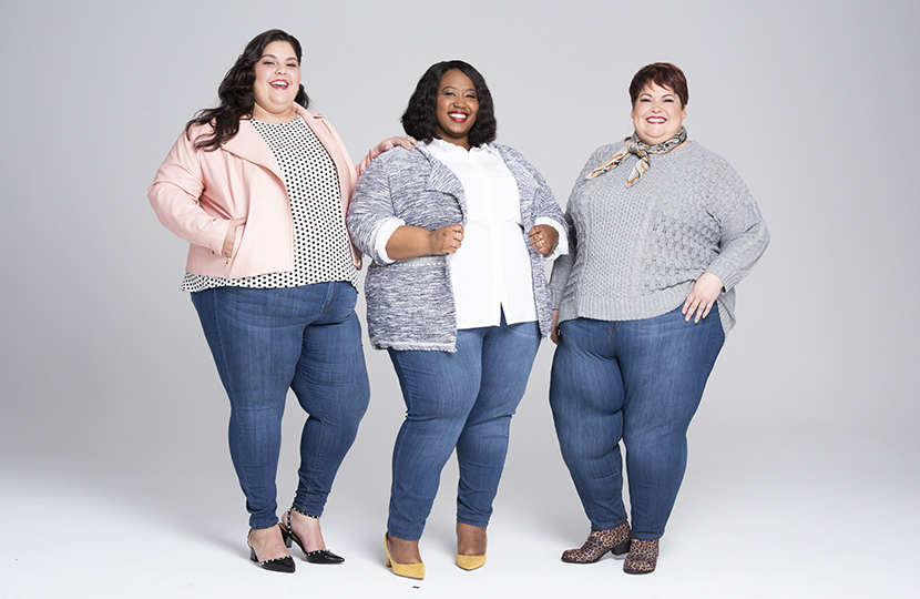 Plus Size Skinny Jeans at Every Size   Dia&