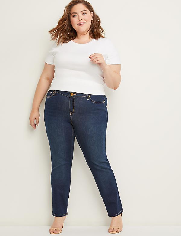 Plus Size Women's Jeans: Skinny, Bootcut & More   Lane Brya
