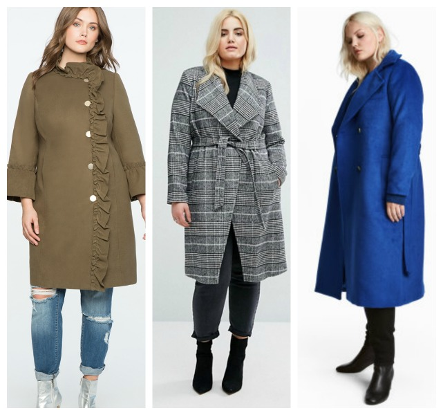 The Ultimate Plus Size Coat Guide For Fall/Winter 2017 | Stylish .