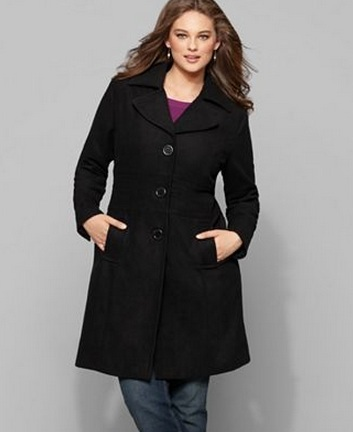 Plus Size Winter Coats for Woman, Trendy and Fashionable | www .