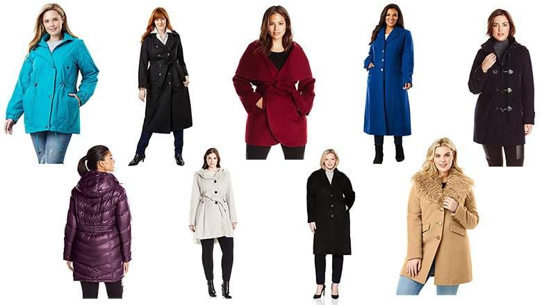 21 Best Women's Plus Size Winter Coats (2019) | Heavy.c
