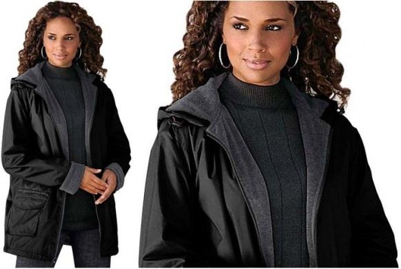 Plus Size Coats for Women, Winter Style | www.PlusSizely.c