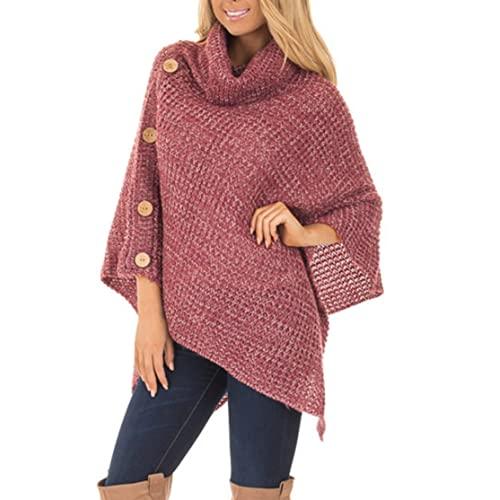 Women's Poncho Sweater: Amazon.c